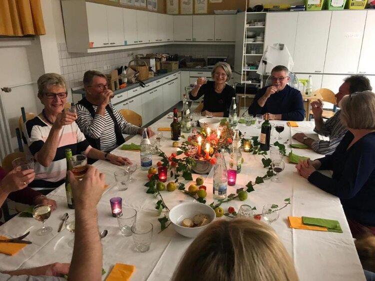 23.11.2018 Normannischer Kochabend