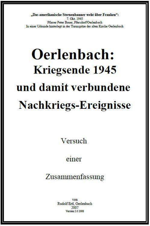 Kriegsende 1945