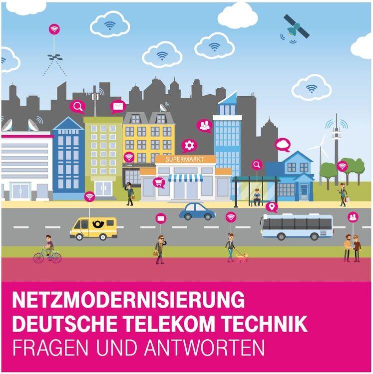 Telekom Netzmodernisierung